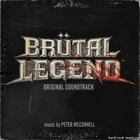 Brutal legend ost
