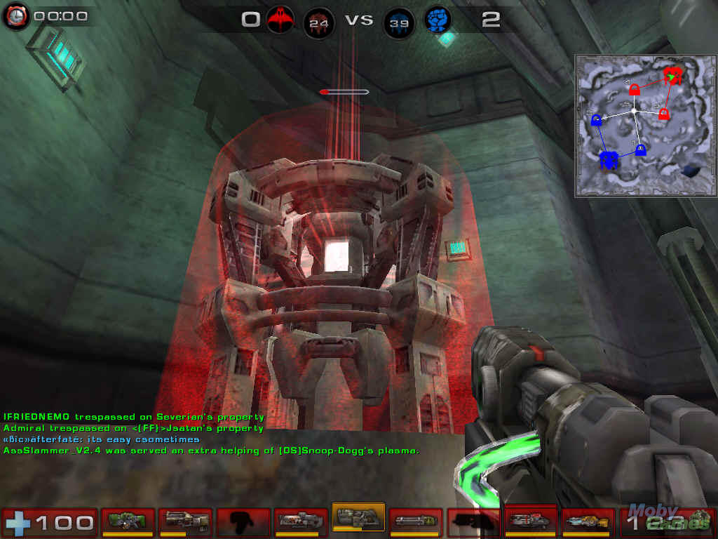 Awesome aimbot for ut2004 cant say its proof tho, cause i got kicked almost