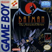 Batman TAS GB cover