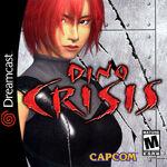 DINO CRISIS -NTSC- - FRONT