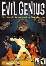 Evil Genius Coverart