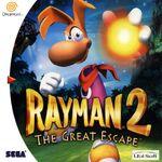 Rayman2 sega dreamcast box front-1-