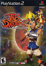 Jak and Daxter - The Precursor Legacy Coverart