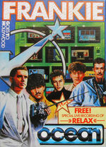 Frankie Goes To Hollywood C64 cover