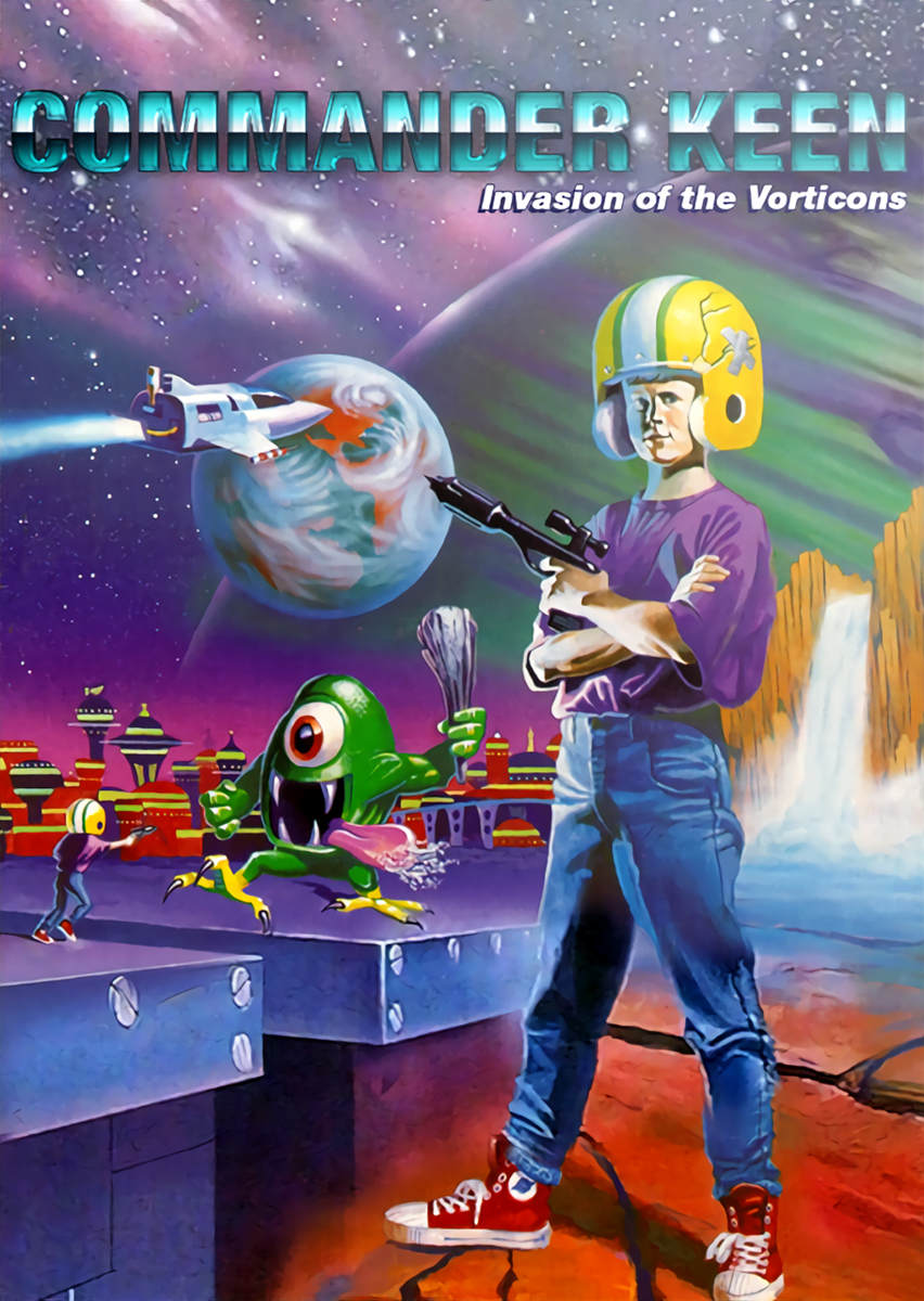 File:Commander Keen Invasion of the Vorticons.jpg