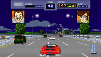 Final Freeway 2R iOS screenshot