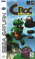 Croc legend of the gobbos sega saturn