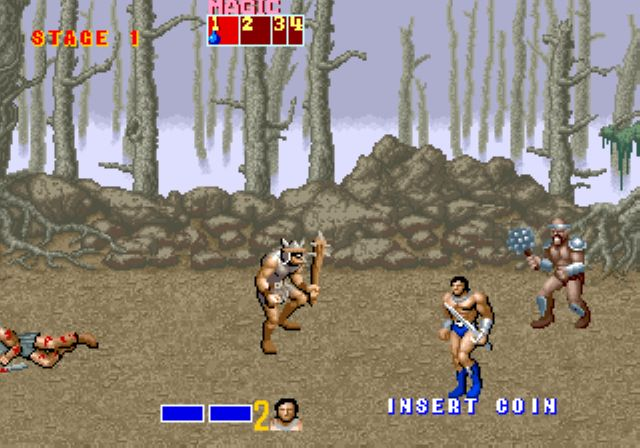 File:Golden Axe arcade.jpg