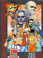 Fatal Fury Special NeoGeo Cover