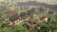 Mauryan-structures