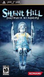 Shattered memories psp esrb