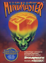 Supercharger Escape From The Mindmaster box art