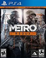MetroRedux(PS4)