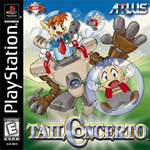 Tail Concerto Coverart