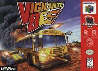 Vigilante 8 N64