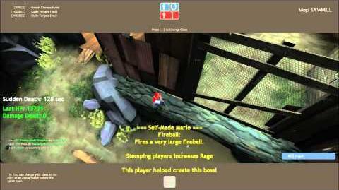 Mario Gameplay