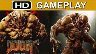 DOOM4 - E3 2015