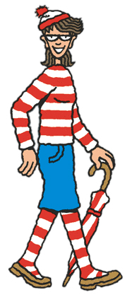 Resultat d'imatges de wally woman