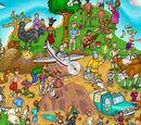 Where's Waldo: Exploring Geography