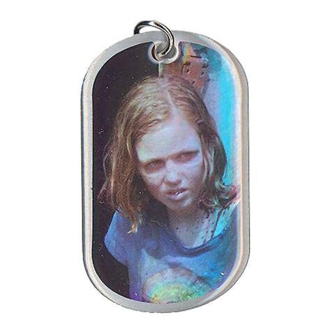 File:The Walking Dead - Dog Tag (Season 2) - SOPHIA PELETIER 15 (Foil Version).jpg