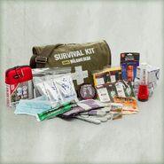Walking Dead Two Person Survival Kit
