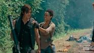 Sasha praises Daryl