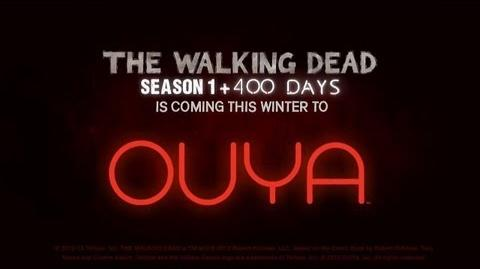 The Walking Dead coming to OUYA