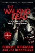 2 Books in 1 TWD Fall of the Governor C2