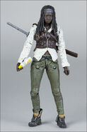 McFarlane Toys The Walking Dead TV Series 7 Michonne 6