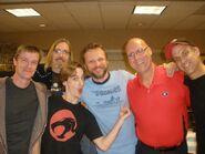 Dan Riker, Charlie Leach, William Hart, Michael Jaegers, Mark E. Teems, Mike Mundy.