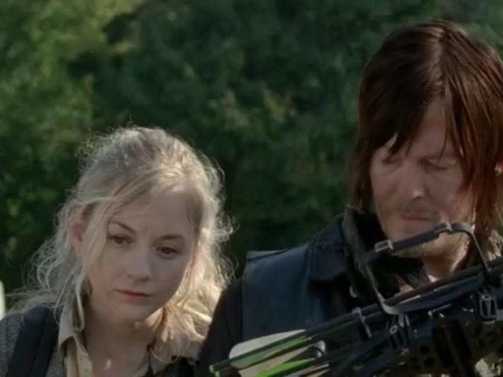 Image - Beth&Daryl Alone.jpg | Walking Dead Wiki | FANDOM