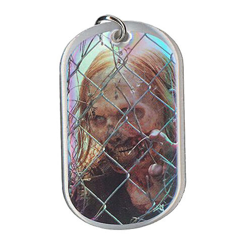 File:The Walking Dead - Dog Tag (Season 2) - WALKER 22 (Foil Version).jpg