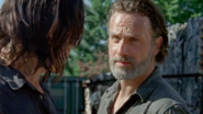 Rick Speaks to Daryl 709