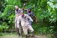 Tyreese Isolation Walkers