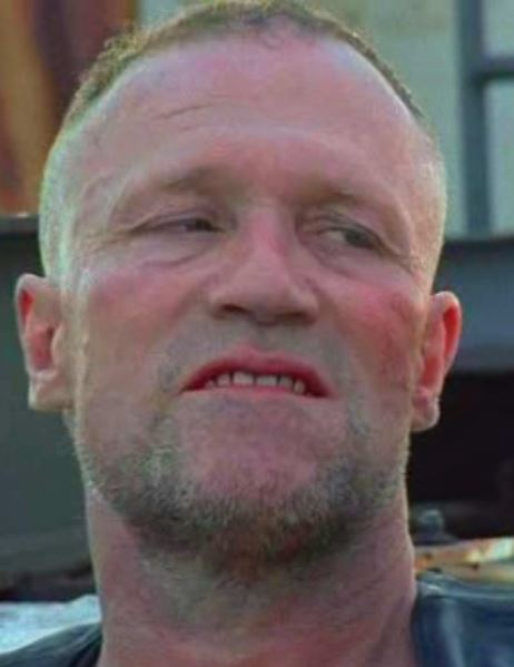 The Walking Dead: The redemption of Merle Dixon