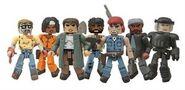 Walking Dead Minimates Series 5 Asst.