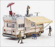 Dale's RV (The Walking Dead TV) McFarlane Building Set 2