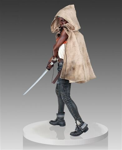 File:Michonne Statue (Gentle Giant) 3.jpg