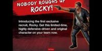 Rocky (Road to Survival) Gallery