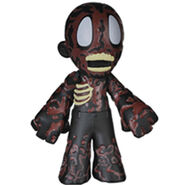 Black Burned Zombie (Mistery Minis)