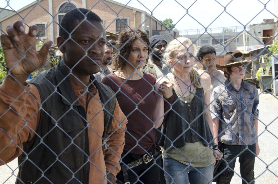 an analysis of chapter 1 4 of dead man walking Les zombies n'ont jamais eu autant la cote le 23 octobre, sera diffusée la saison 8 de the walking dead sur ocs plusieurs mois après une saison 7 très/trop.