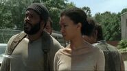 Sasha and tyreese 408