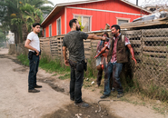 AMC 212 Marco Holding Francisco at Gunpoint