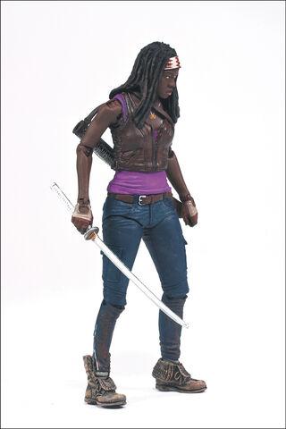 File:McFarlane Toys The Walking Dead TV Series 5.5 Michonne 4.jpg