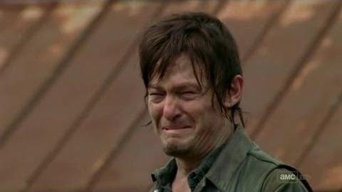 Daryl Dixon Reacts To The Walking Dead Survival Instinct Video Game