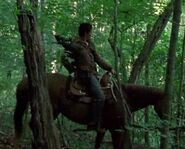 Daryl-on-a-horse