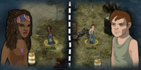 Michonne (Social Game) Gallery