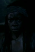 Michonne Four Walls