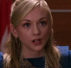 File:Beth in a movie in a blue dress.JPG