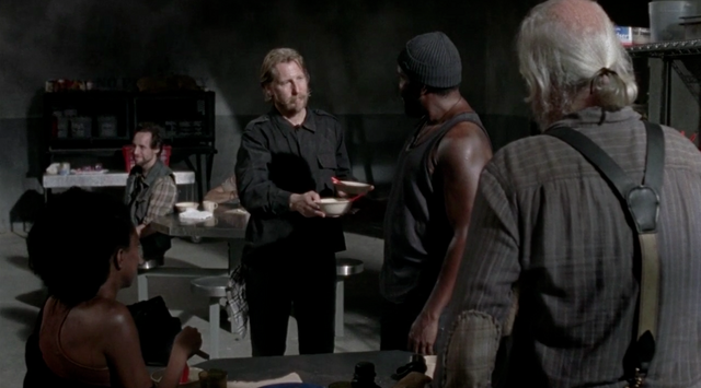 File:New arrivals, Axel and Hershel 3x09.png